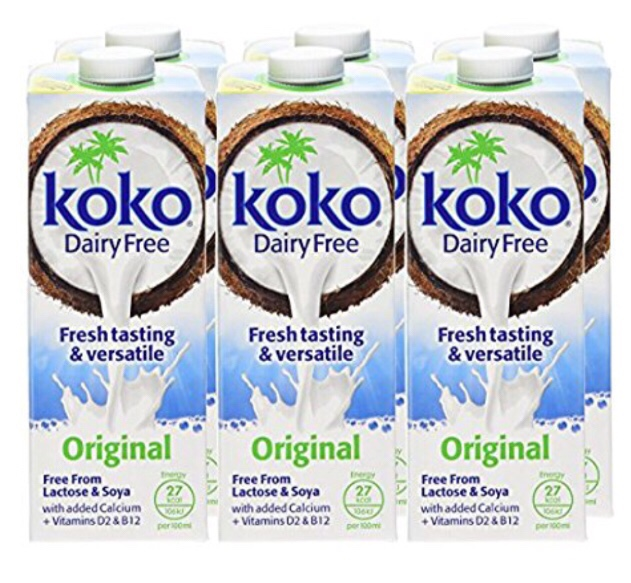Koko dairy free alternative to milk